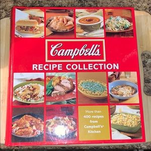 Campbell's Recipe Collection Cookbook